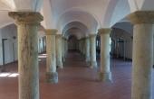 Gewölbe im Erdgeschoss